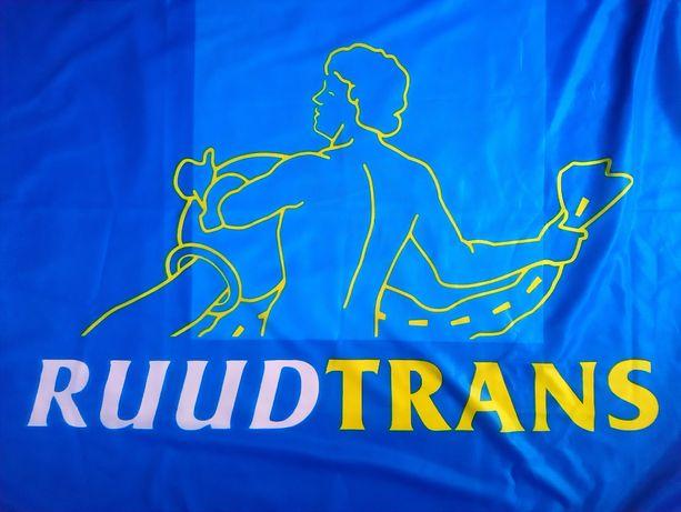 Банер плакат Ruud Trans