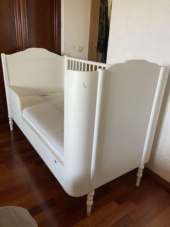 Детская кроватка 0-7 лет