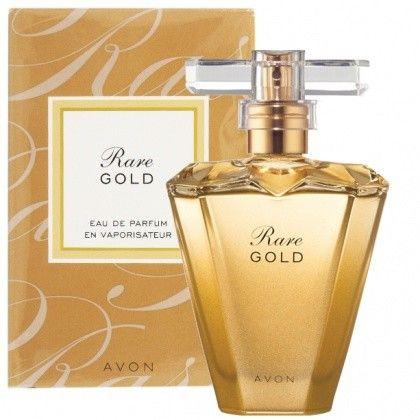 Perfum rare gold avon nowy