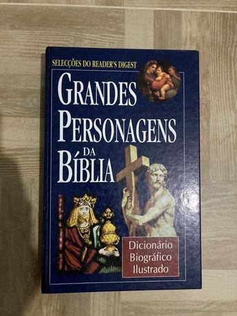 As Grandes Personagens da Bíblia