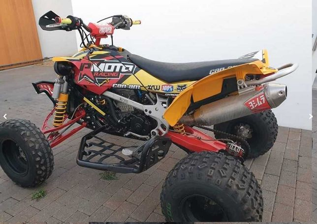 Can Am Ds 450 08