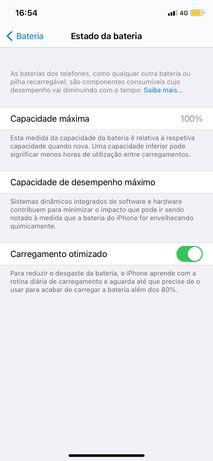 iPhone 11 com 3 meses de uso troco por Mota
