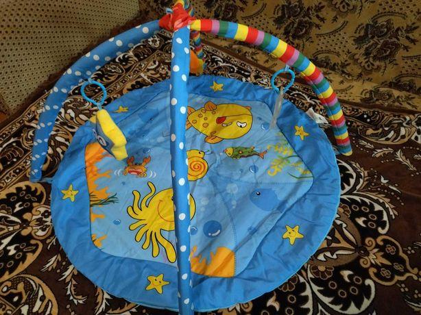 детский коврик для малыша