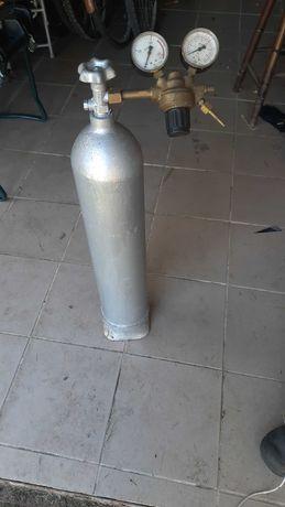 Butla co2 + reduktor