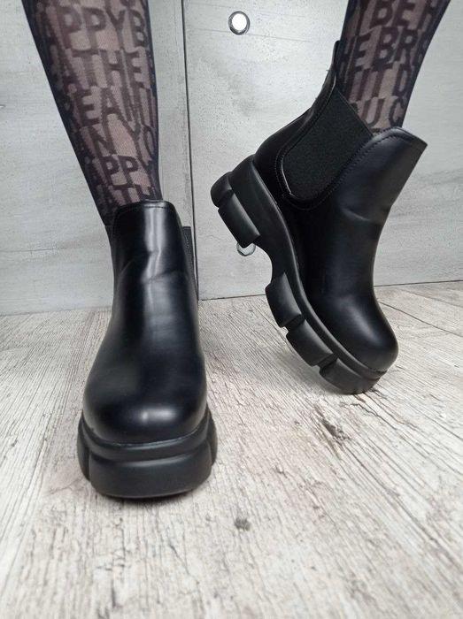 Женские демисезонные Ботинки Челси Днепр - изображение 1