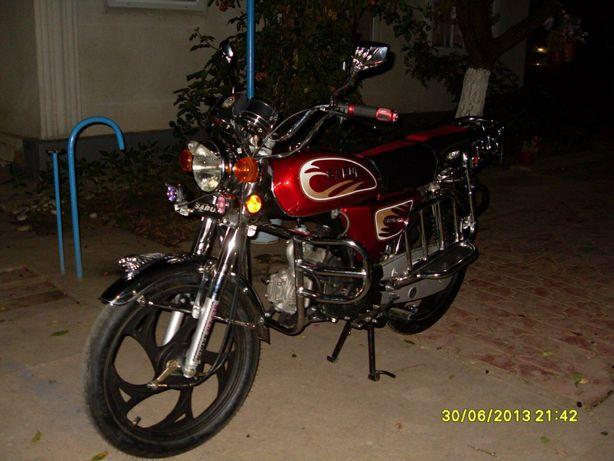 Мопед/мотоцикл
