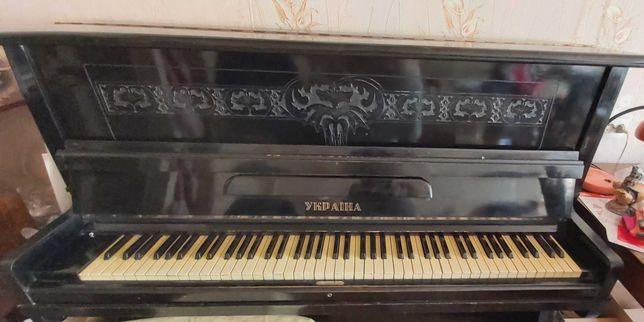 Пианино на металлолом