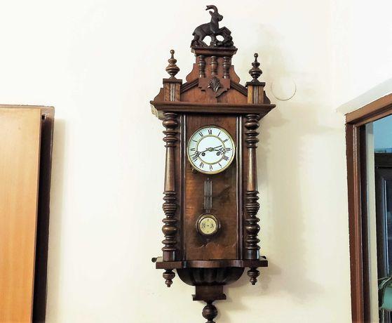 Kienzle, ładny,stylowy zegar wiszący