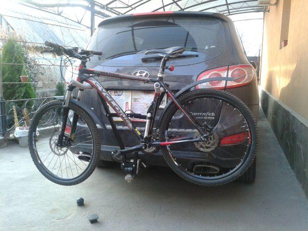 Багажник(крепление) для велосипеда с креплением  на фаркоп авто.