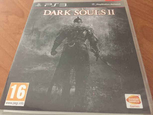 Gra PS3 Dark Souls 2 - po polsku.