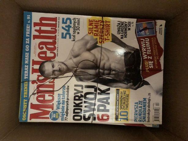 Men's Health czasopisma