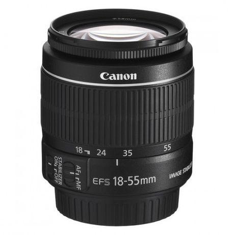 Reparação foco objetiva Canon EF-S 18-55mm IS