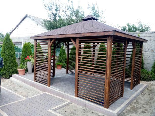 Altanki Altany ogrodowe, szybkie terminy realizacji na zamówię