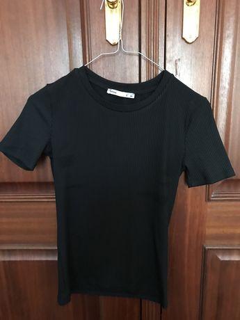 Tshirt preta da Lefties- Tamanho S