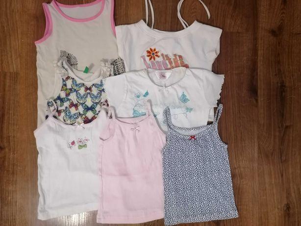 Продам пакетом одяг для дівчинки різної вікової категорії