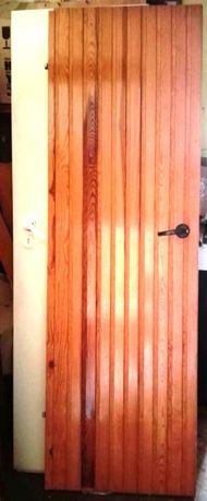 Drzwi łazienkowe 60 - 2 szt.