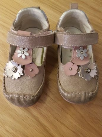Buty Primigi różowe dziewczynka