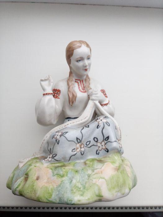 Девушка из керамики Каменское - изображение 1