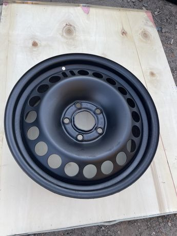 Диск Opel Insignia 5:120r17 1 шт запаска оригинал склад почти новый