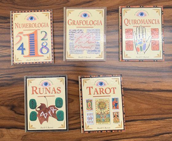 Livros sobre Artes Divinatórias