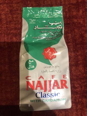 Кофе с кардамоном Арабский Najjar есть все виды