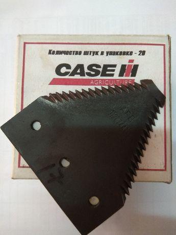Сегмент ножа жатки 1010-20 (112074A1) - CASE, NEW HOLLAND
