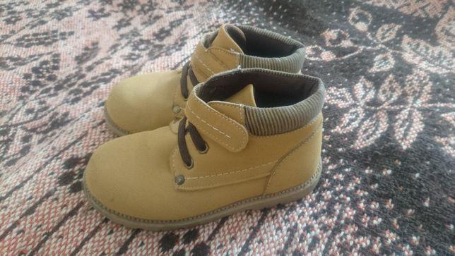 buty dla chłopca rozmiar 27