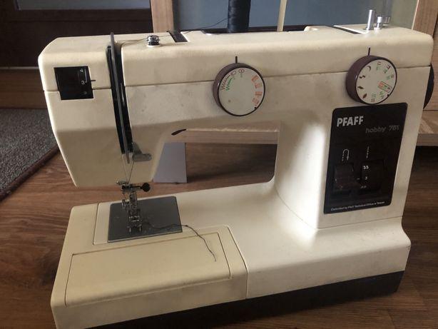 Maszyna do szycia Pffaf Hobby 751