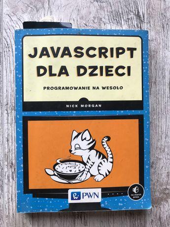 Książka JavaScript dla dzieci - Nick Morgan