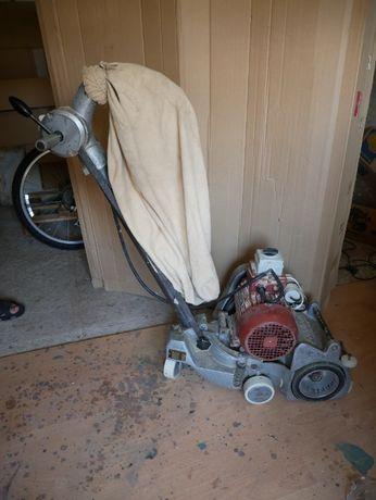 Cykliniarka Frank, silnik 230V