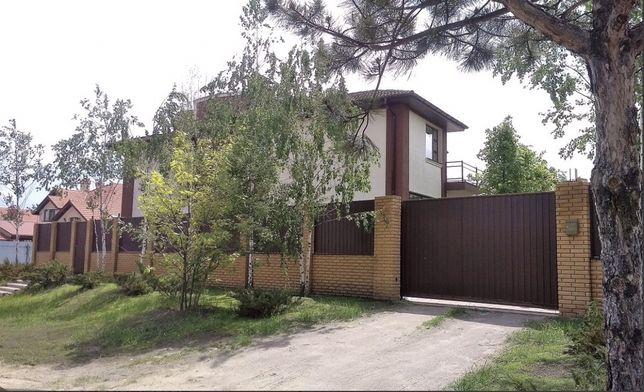 Продам свой новый дом(+Гост-й дом+сауна+джакузи)Вишенки, рядом Золоче