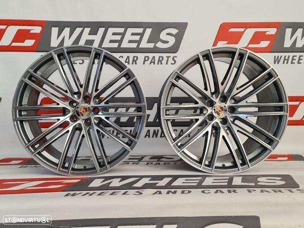 Jantes look Porsche 911 turbo 21 5x112 para Macan