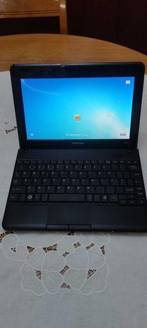 Toshiba NB510-108 e Impressora HP Deskjet 1510