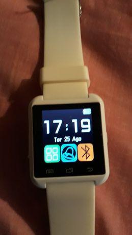 smart watch branco