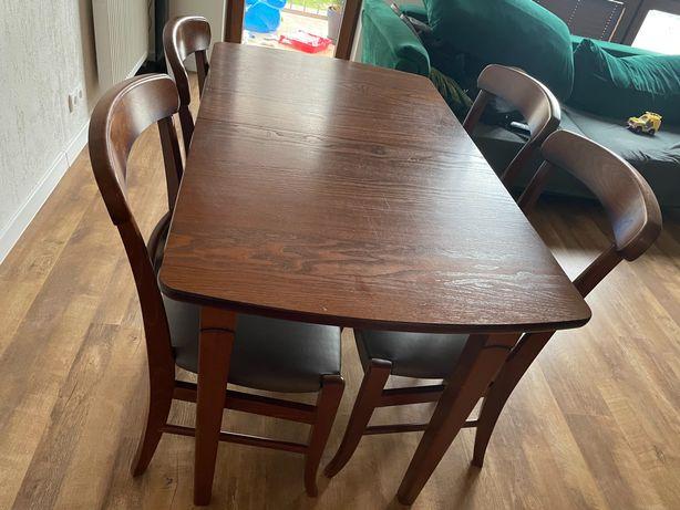 Stół rozkładany 120/70