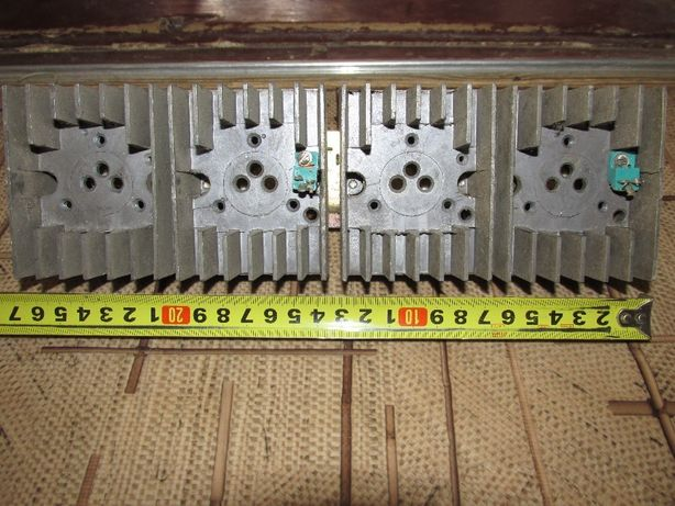 Радиаторы 4шт 80х60х45