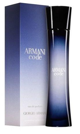 Giorgio Armani Code. Perfumy damskie. 75 ml. EDP. KUP TERAZ!