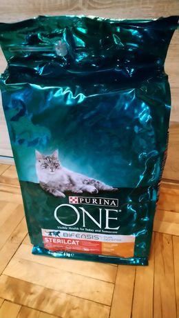 Karma dla kotów Purina One 6kg Sterilcat kurczak