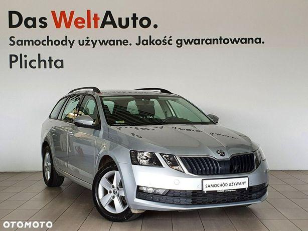 Škoda Octavia 2,0TDI 150KM Ambition SmartLink Climatronic 1 wł. FV23% GWARANCJA