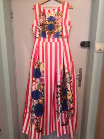 Sukienka bal, wesele, rozmiar 38,Turcja