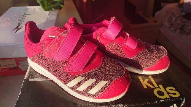 Adidas 27 р. кросівки на дівчинку