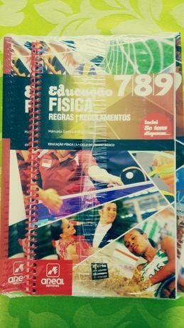 Livro Educação Fisica 7,8 e 9 anos