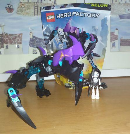 Zestaw Lego Hero Factory Jaw Beast vs. Stormer 44016