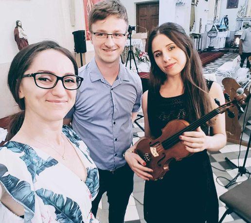 Profesjonalna oprawa muzyczna ślubów - śpiew