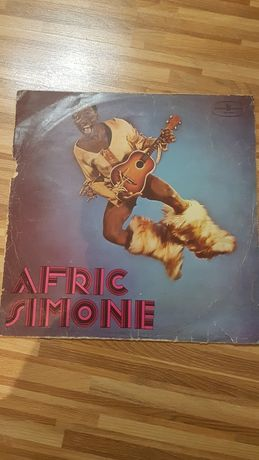 Płyta winylowa Afric Simone