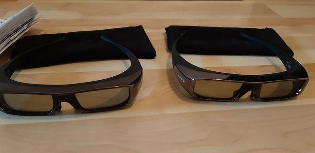 Okulary SONY 3D TDG-BR100