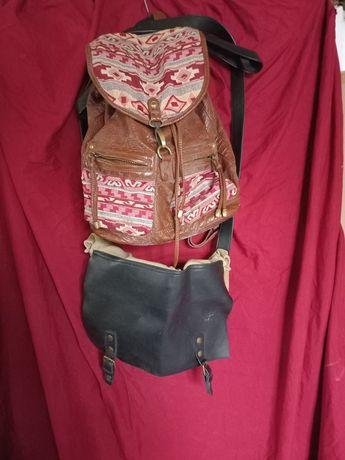 Torba i plecak - oddam