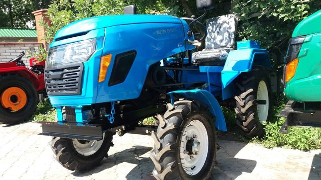 Трактор - минитрактор - мототрактор Bizon 201 (20к.с)