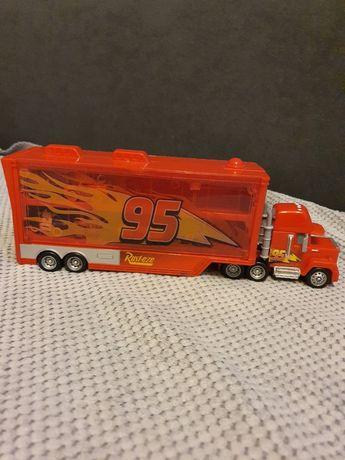 Ciężarówka Maniek z bajki McQueen