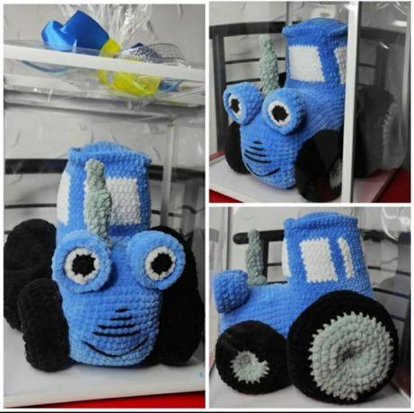 Прикольные,классные,оригенальные,мягкие игрушки ручной роботы,подарок